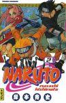 Naruto (manga) volume / tome 2