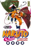 Naruto (manga) volume / tome 20