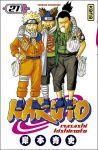 Naruto (manga) volume / tome 21