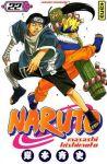Naruto (manga) volume / tome 22
