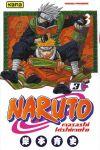 Naruto (manga) volume / tome 3