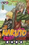 Naruto (manga) volume / tome 42