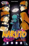 Naruto (manga) volume / tome 45