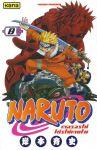 Naruto (manga) volume / tome 8
