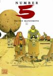 Number 5 (manga) volume / tome 1