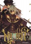 Number (manga) volume / tome 5