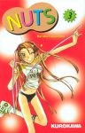 Nuts (manga) volume / tome 3