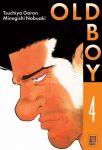Old Boy (manga) volume / tome 4