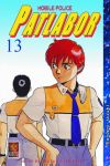 Patlabor (manga) volume / tome 13