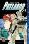 Patlabor (manga) volume / tome 3
