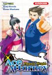 Phoenix Wright : Ace Attorney (manga) volume / tome 1