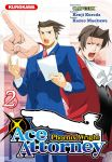 Phoenix Wright : Ace Attorney (manga) volume / tome 2