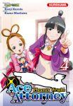 Phoenix Wright : Ace Attorney (manga) volume / tome 4