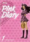 Pink Diary (manga) volume / tome 1