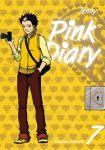 Pink Diary (manga) volume / tome 8