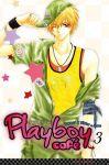 Playboy Café (manga) volume / tome 3