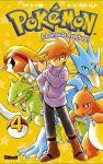 Pokemon - La grande aventure (manga) volume / tome 4
