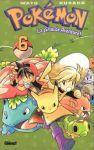 Pokemon - La grande aventure (manga) volume / tome 6