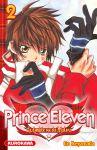 Prince Eleven (manga) volume / tome 2