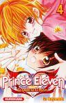 Prince Eleven (manga) volume / tome 4