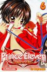 Prince Eleven (manga) volume / tome 6