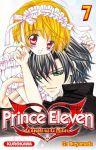 Prince Eleven (manga) volume / tome 7