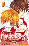 Prince Eleven (manga) volume / tome 8