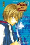 Prince of Tennis (manga) volume / tome 15