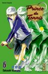 Prince of Tennis (manga) volume / tome 6