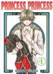 Princess Princess (manga) volume / tome 4