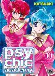 Psychic Academy (manga) volume / tome 10