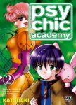 Psychic Academy (manga) volume / tome 2