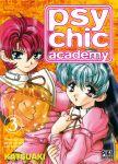 Psychic Academy (manga) volume / tome 3