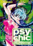 Psychic Academy (manga) volume / tome 5