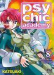 Psychic Academy (manga) volume / tome 8