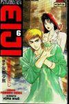 Psychometrer Eiji (manga) volume / tome 6