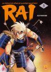 Raï (manga) volume / tome 3