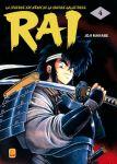 Raï (manga) volume / tome 4
