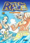 Rave (manga) volume / tome 13