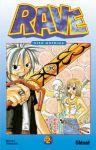 Rave (manga) volume / tome 2
