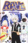 Rave (manga) volume / tome 4