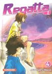 Regatta (manga) volume / tome 4