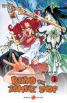 Reiko the Zombie Shop (manga) volume / tome 3