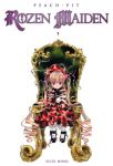 Rozen Maiden (manga) volume / tome 1