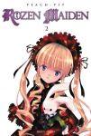 Rozen Maiden (manga) volume / tome 2