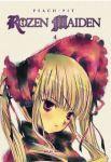 Rozen Maiden (manga) volume / tome 4