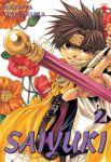 Saiyuki (manga) volume / tome 2