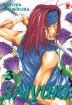 Saiyuki (manga) volume / tome 3