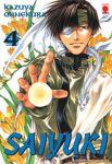 Saiyuki (manga) volume / tome 4