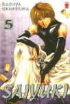 Saiyuki (manga) volume / tome 5
